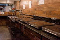 Restaurante self service e tele entrega