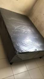 CAMA BOX CASAL - ENTREGA RÁPIDA