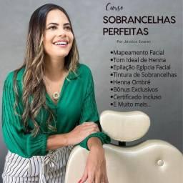 CURSO SOBRANCELHAS COM CERTIFICADO GARANTIDO