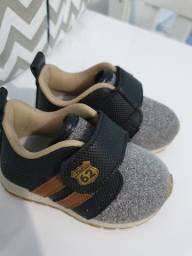 Sapato infantil pimpolho Tam 16