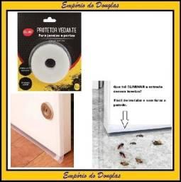 Título do anúncio: Protetor Vedante para Porta - Utilidades. (Entrega Imediata!!!)