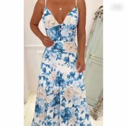 Vestido Lançamento BLUE