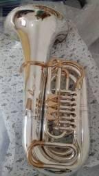 Tuba 5/4 4 Rotores Nova Bb - Weingrill Nirschl Wntu2-Nova-Parcelo 12x