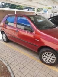Vendo FIAT PALIO VERMELHO ANO 98