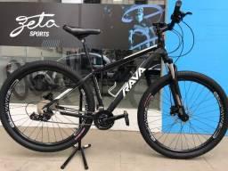 Bike mtb Rava Pressure 27v cassete
