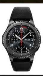 Samsung S3 Frontier - relógio inteligente - smartwatch