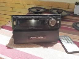 Auto rádio Positron SP3430BT