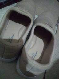 Sapato ortopédica