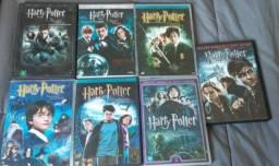 coleção filme Harry Potter em DVD