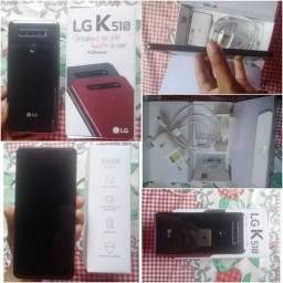LG K51S 1 mes de uso