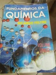 Livro de Química Ricardo Feltre