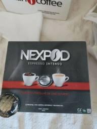 Cápsulas de café  nexpod profissional