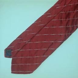 Título do anúncio: Gravata de seda pura Country Road.