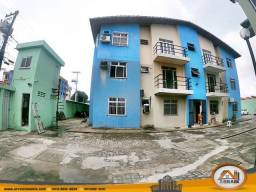 Apartamento com 2 dormitórios para alugar, 62 m² por R$ 820,00/mês - Maraponga - Fortaleza