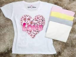 Lindas e de alta qualidade (t-shirt)
