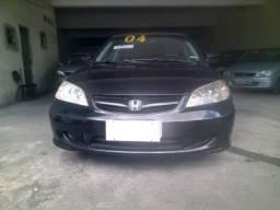 Civic LX 04/04 Preto