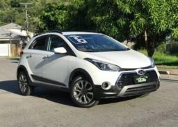 Hyundai HB20X,  Premiun 1.6 , Aut flex2016.  *Branco R$59 000.