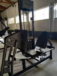 Vendo aparelhos de musculação