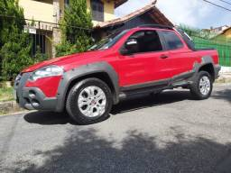 Fiat Strada Adventure 1.8 + Teto Solar 2010