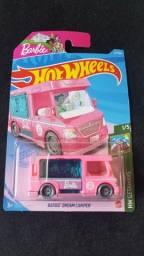 Hot Wheels Barbie Dream Camper Furgão Trailer