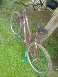Bicicleta oferta de desapego