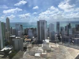 Apartamento mobiliado com um quarto, Boa viagem, Recife, PE