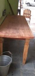 Vendo mesa rústico