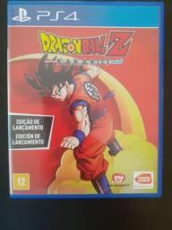 Dragon ball kakaroto PS4 + stellbook