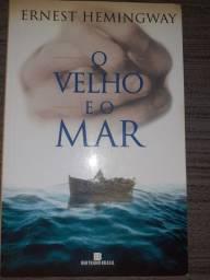 Livro O velho e o mar
