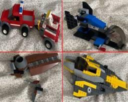 Lote LEGO com mais de 3000 peças!