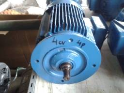 Motor 4cv (3kw) 4 Polos Flange