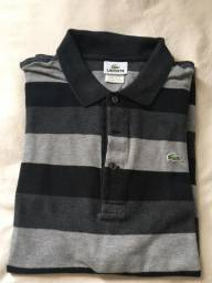 camisa polo original lacoste