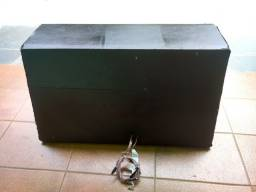 Troco caixa selada por sub de 15 e potencia