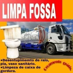 SERVIÇO LIMPA FOSSA