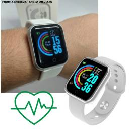 Relógio Inteligente Smartwatch D20 Bluetooth Pronta Entrega