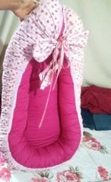 Ninho rosa pra menininha