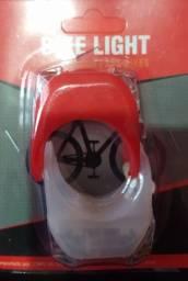 Sinalizador luminoso para bike