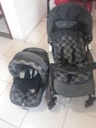 Carrinho c/ bebê conforto Peg Perego