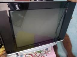 Televisão de tubo 29 polegadas marca Philco