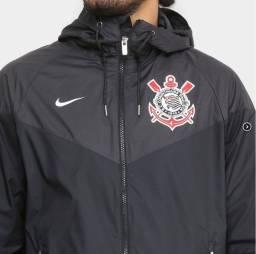 Jaqueta corta vento Nike Corinthians tamanho G
