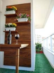 Apartamento com 3 dormitórios à venda, 124 m² por R$ 700.000 - Jardim Cascatinha - Poços d