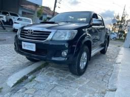 Toyota Hilux 12/12 SRV AUT. A MAIS NOVA DO OLX