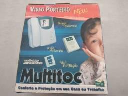 Interfone com vídeo porteiro