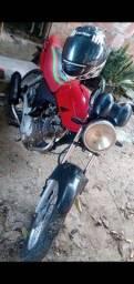 Vendo moto em dias no ponto de transferir