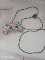 Controle PS2 leia a descrição!