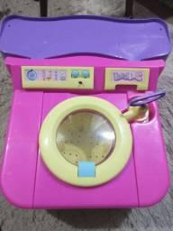 Linda Máquina de lavar - brinquedo.