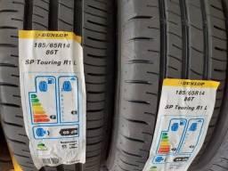 pneus em  promoção ! pneu 185/65/14  dunlop 360,00 a vista