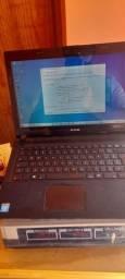 Notebook CCE seminovo