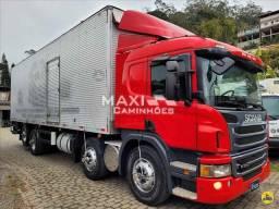 Scania P-310 2015 8x2 Baú