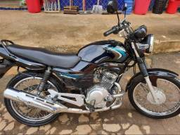 Moto YBR Partida Elétrica